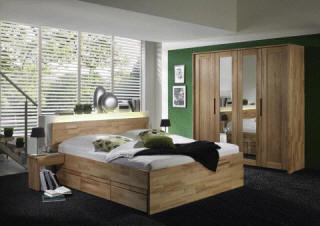 schlafzimmer buche kernbuche. Black Bedroom Furniture Sets. Home Design Ideas