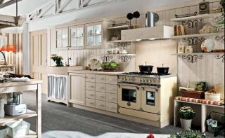 massivholzk che kiefer fichte landhaus modern On massivholzküchen landhausstil
