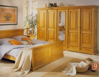 Schlafzimmer Fichte Massiv Landhausstil ~ Ihr Traumhaus Ideen Schlafzimmer Fichte Massiv Landhausstil