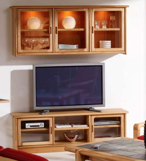 tv eiche. Black Bedroom Furniture Sets. Home Design Ideas