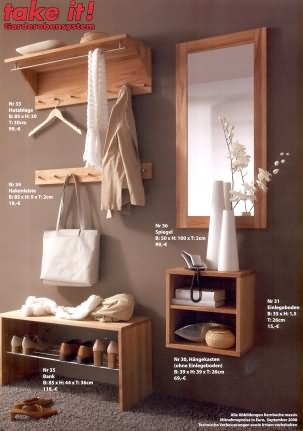 Garderob garderob gestalten : Garderoben