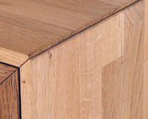 wohnw nde eiche. Black Bedroom Furniture Sets. Home Design Ideas