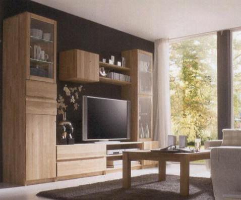 Modena kernbuche wildeiche for Wohnwand 50 euro