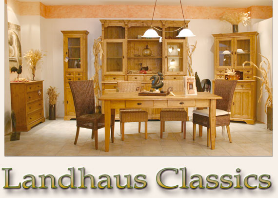 Esszimmer landhausstil massiv for Landhausstil esszimmer