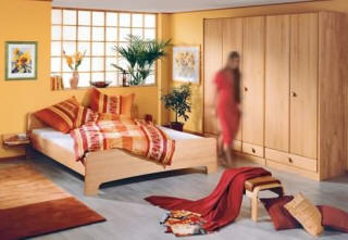 kleiderschr nke scandinavia buche kernbuche. Black Bedroom Furniture Sets. Home Design Ideas
