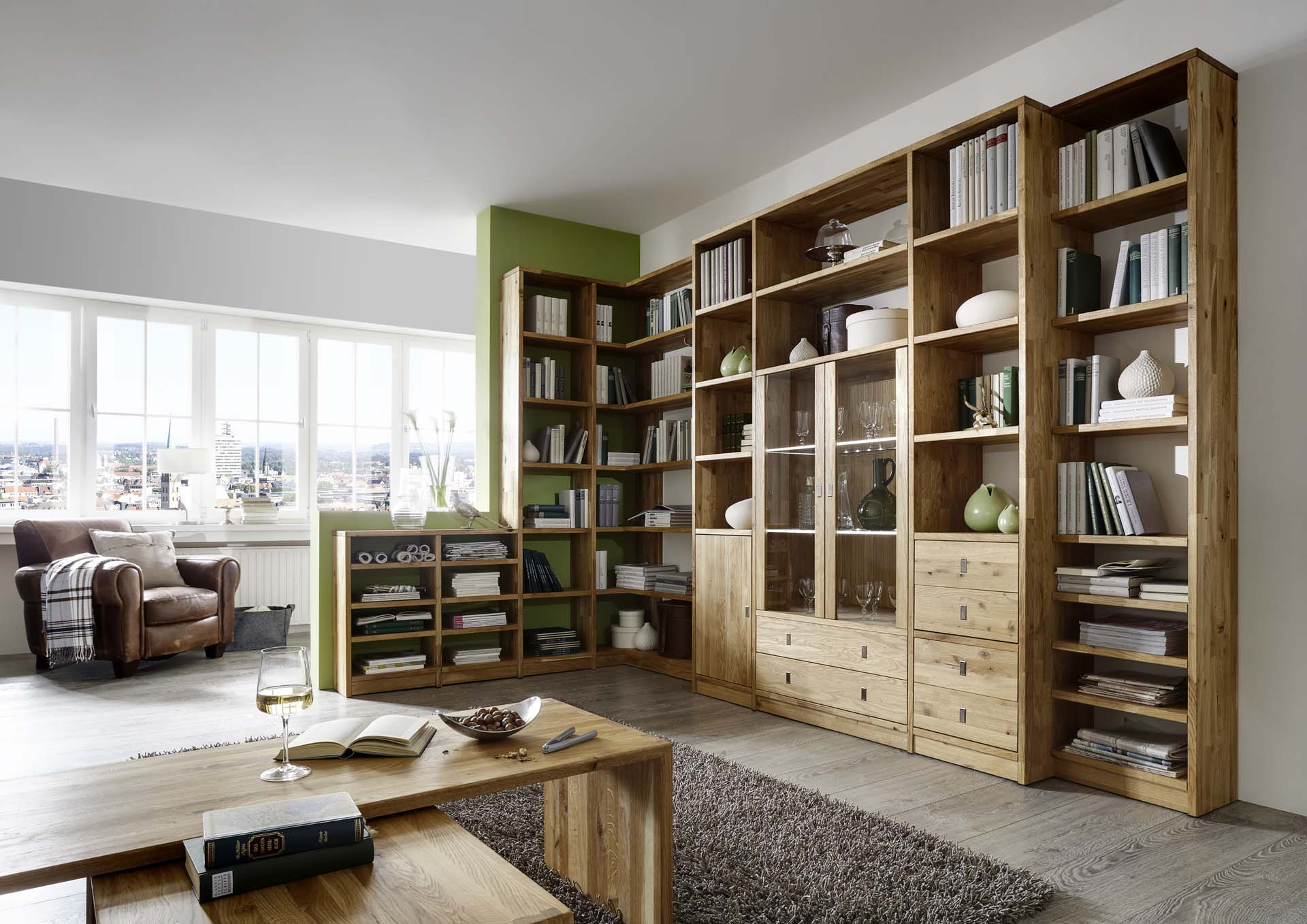 regalprogramm mix it wildeiche kernbuche. Black Bedroom Furniture Sets. Home Design Ideas