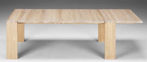 esstisch 800 niels bach. Black Bedroom Furniture Sets. Home Design Ideas