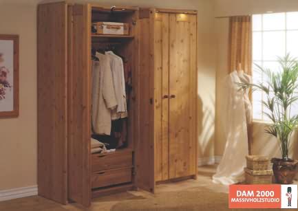 kleiderschr nke scanline. Black Bedroom Furniture Sets. Home Design Ideas