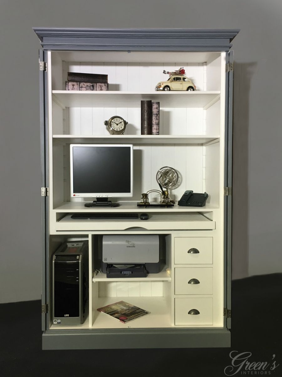 pc laptop schr nke massivholzm bel dam 2000. Black Bedroom Furniture Sets. Home Design Ideas