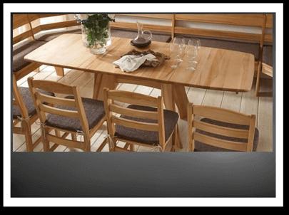 esszimmer massivholzm bel dam 2000. Black Bedroom Furniture Sets. Home Design Ideas