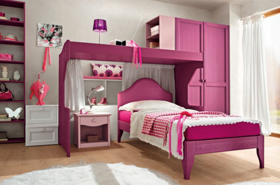 jugendzimmer komplett f r m dchen. Black Bedroom Furniture Sets. Home Design Ideas