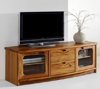 tv m bel teak massivholzm bel dam 2000. Black Bedroom Furniture Sets. Home Design Ideas