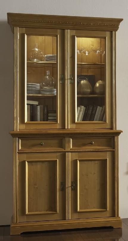 anrichte mit aufsatz fichte 2 trg victoria dam 2000 ltd co kg. Black Bedroom Furniture Sets. Home Design Ideas
