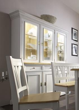 anrichte mit aufsatz fichte 3 trg victoria dam 2000 ltd co kg. Black Bedroom Furniture Sets. Home Design Ideas