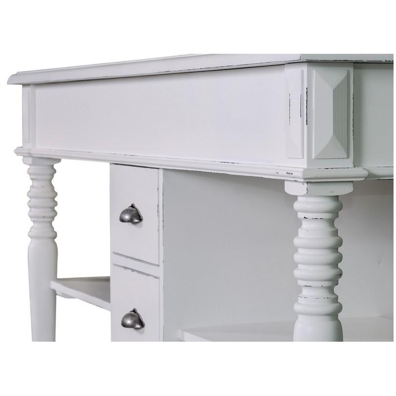 waschtisch mit gedrechselten beinen inkl 2 becken dam. Black Bedroom Furniture Sets. Home Design Ideas