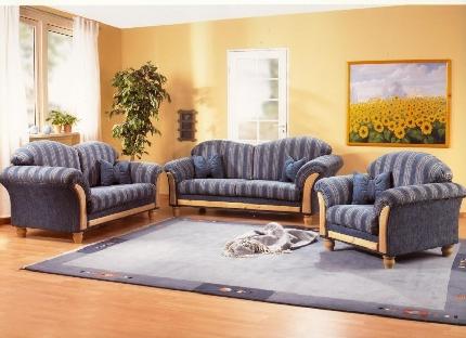 Couch, Sofa Borkum, Landhaus, Kieferchatose - DAM 2000 Ltd ...