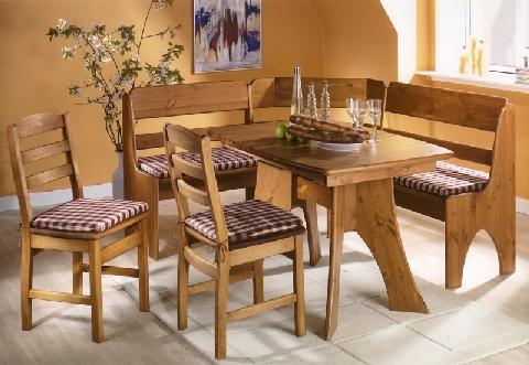 truhen eckbank kiefer natur lackiert dam 2000 ltd co kg. Black Bedroom Furniture Sets. Home Design Ideas