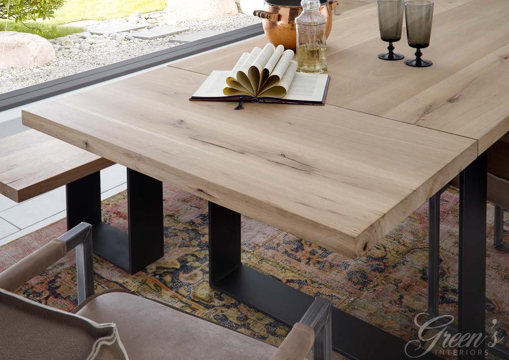 esstisch woodstock straight x bein dam 2000 ltd co kg. Black Bedroom Furniture Sets. Home Design Ideas