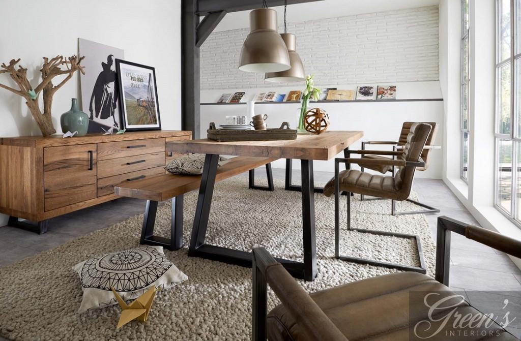 sitzbank square balkeneiche stahlfuss dam 2000 ltd co kg. Black Bedroom Furniture Sets. Home Design Ideas
