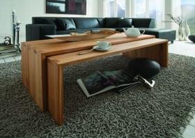 couchtisch camilla 2 teilig kernbuche wildeiche dam 2000 ltd co kg. Black Bedroom Furniture Sets. Home Design Ideas