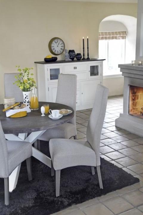 esstisch skagen rund 120 cm dam 2000 ltd co kg. Black Bedroom Furniture Sets. Home Design Ideas