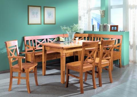 eckbank veneto duo kiefer massiv dam 2000 ltd co kg. Black Bedroom Furniture Sets. Home Design Ideas