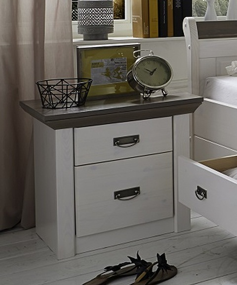 nachttisch favola landhaus dam 2000 ltd co kg. Black Bedroom Furniture Sets. Home Design Ideas
