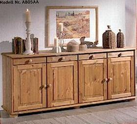kommode kiefer massiv dam 2000 ltd co kg. Black Bedroom Furniture Sets. Home Design Ideas