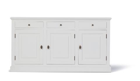 Kommode, 3 Türen, 3 Schubladen - DAM 2000 Ltd. & Co KG