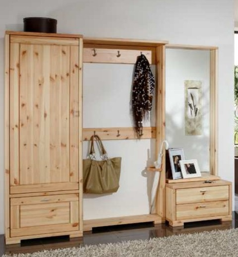 garderobe guldborg kiefer massiv dam 2000 ltd co kg. Black Bedroom Furniture Sets. Home Design Ideas