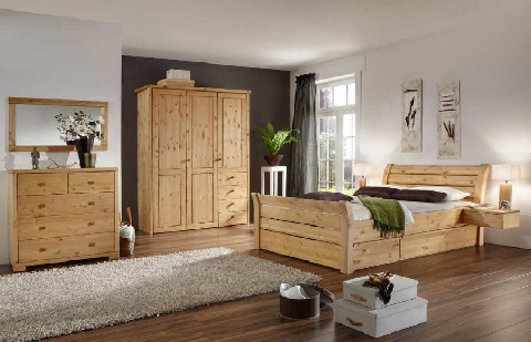 onlineshop schubladenbettbett kiefer greta dam 2000 ltd co kg. Black Bedroom Furniture Sets. Home Design Ideas