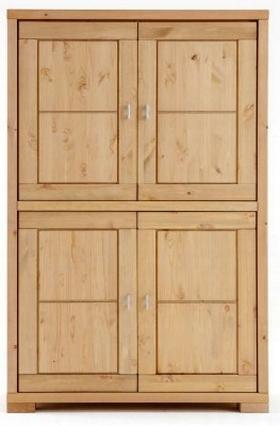 highboard guldborg kiefer massiv dam 2000 ltd co kg. Black Bedroom Furniture Sets. Home Design Ideas