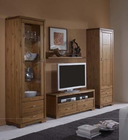 onlineshop wohnwand guldborg 1 kiefer massiv dam 2000 ltd co kg. Black Bedroom Furniture Sets. Home Design Ideas