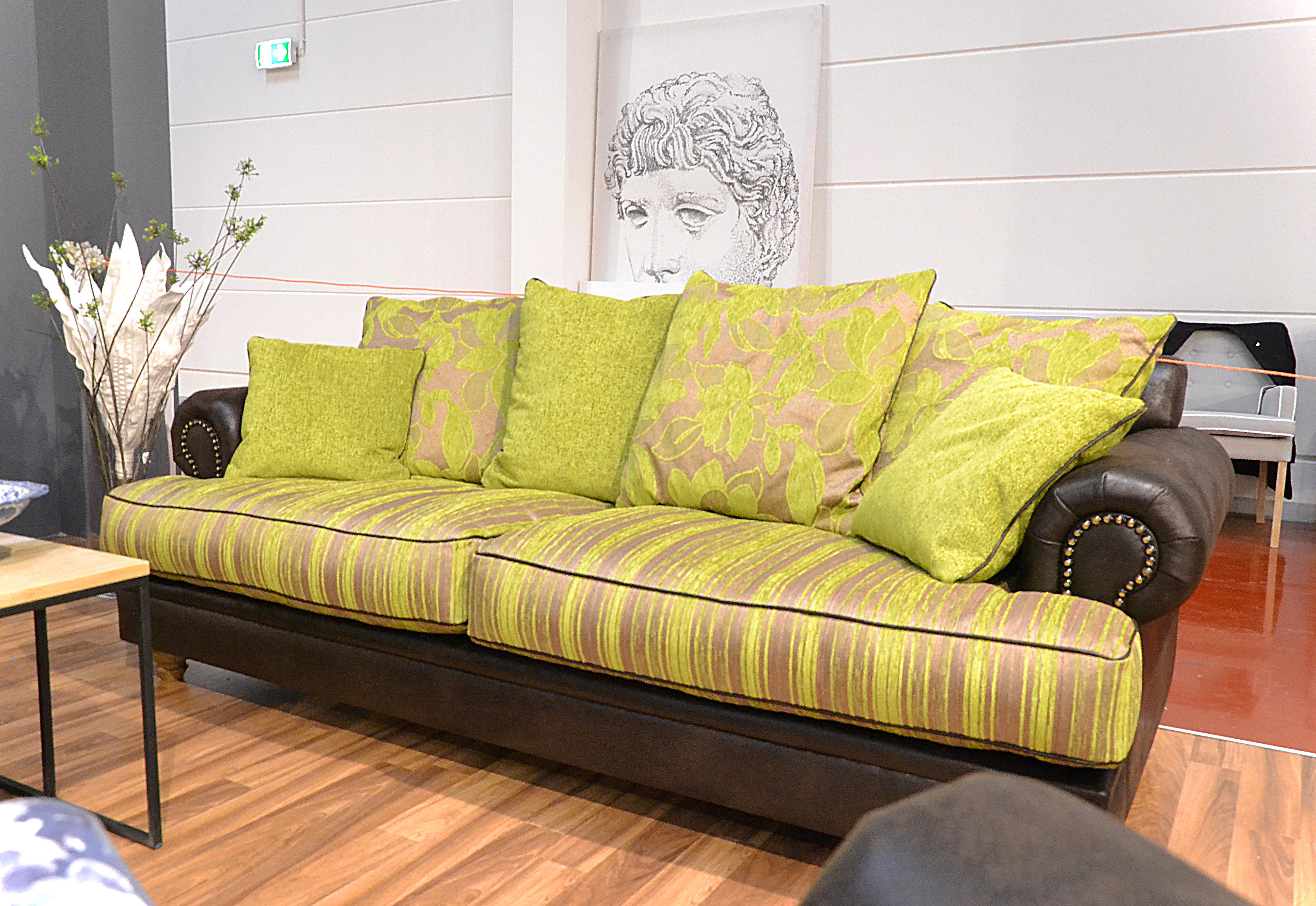Landhaus sofa leder  Sofa / Sessel Chelsea - DAM 2000 Ltd. & Co KG