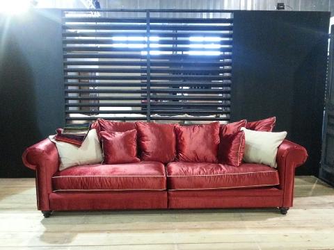 Englische polstermöbel landhausstil  Sofa Kingbridge, englischer Landhausstil - DAM 2000 Ltd. & Co KG