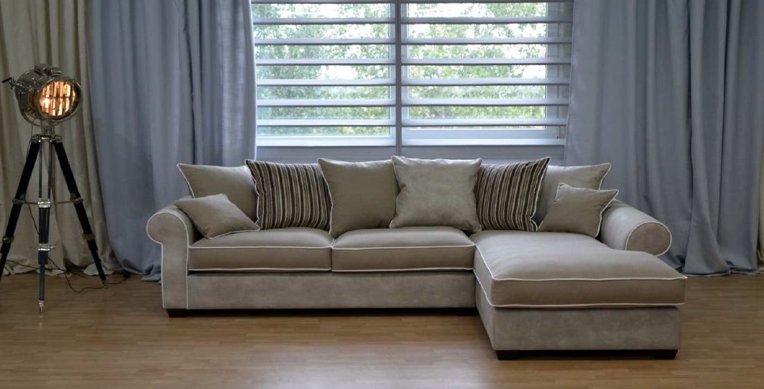 Ecksofa Landhausstil