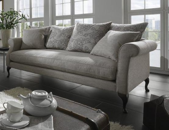 Landhaus sofa grau  Sofa / Sessel Queen - DAM 2000 Ltd. & Co KG