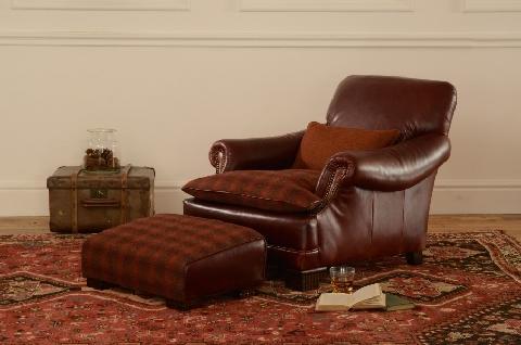 sessel carloway harris tweed dam 2000 ltd co kg. Black Bedroom Furniture Sets. Home Design Ideas