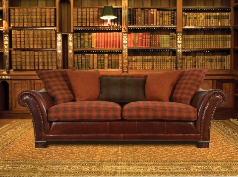 sofa carloway harris tweed dam 2000 ltd co kg. Black Bedroom Furniture Sets. Home Design Ideas
