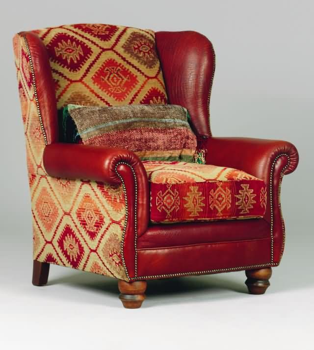 Ohrensessel antik stoff for Ohrensessel sofa