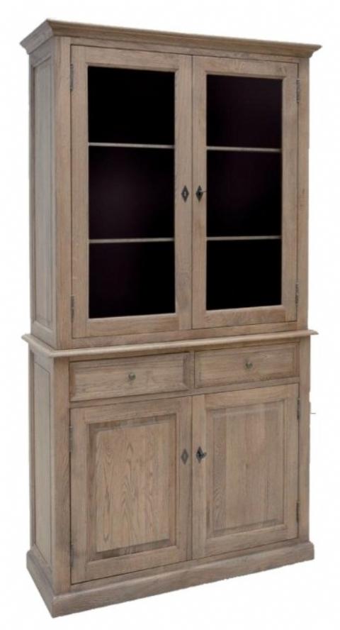 anrichte mit aufsatz 2 trg eiche louise dam 2000 ltd co kg. Black Bedroom Furniture Sets. Home Design Ideas