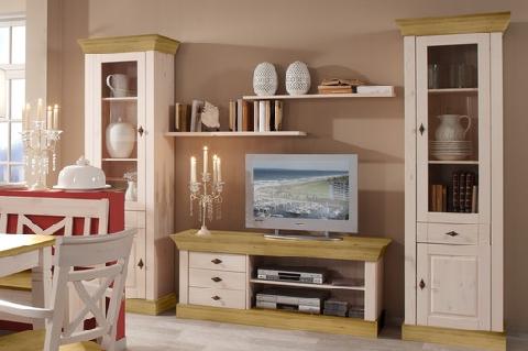 tv schrank veneto duo kiefer massiv dam 2000 ltd co kg. Black Bedroom Furniture Sets. Home Design Ideas